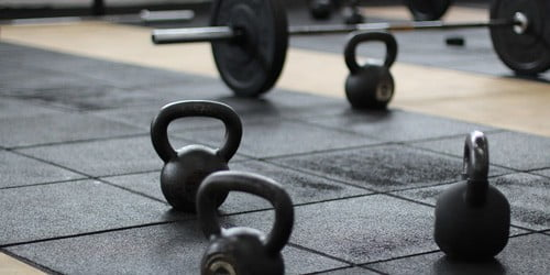 Fitnessen om je hoofd leeg te maken