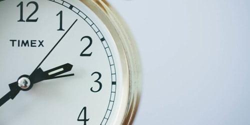 Time management technieken tegen stress