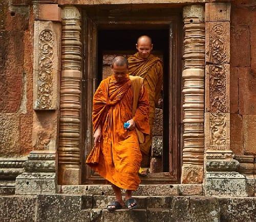 Yogi en boeddhisme