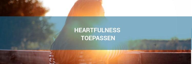heartfulness oefeningen
