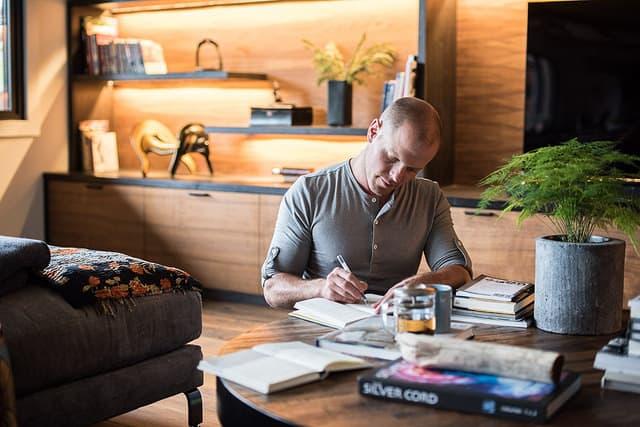 Tim Ferriss en zijn daily journal