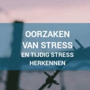 Oorzaken van stress