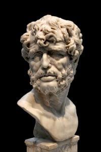 Seneca, één van de bekendste Stoïcijnse denkers