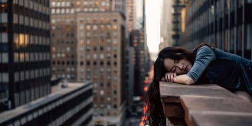 problemen met slapen zorgt overdag voor vermoeidheid