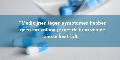 Zijn medicijnen de oplossing tegen stress symptomen?