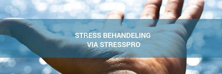 Stress behandeling met stresspro
