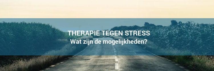 De beste therapie tegen stress