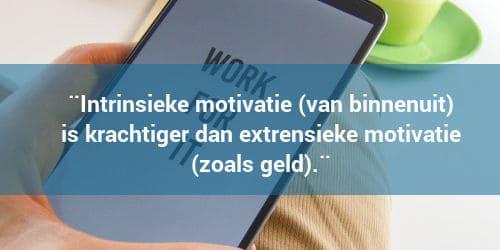 Uitstelgedrag en motivatie