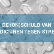 Uitleg over medicijnen tegen stress
