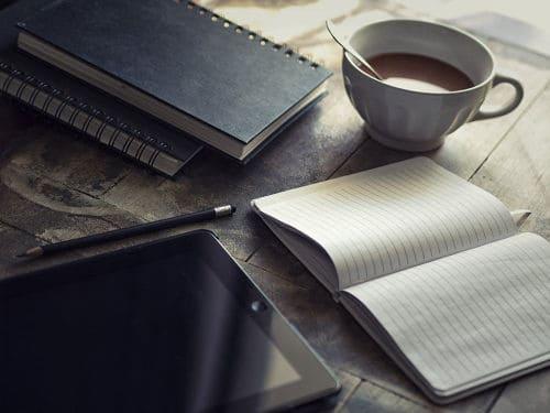 Stress dagboek bijhouden