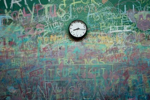 Houdt tijd vrij voor spontaniteit en onverwachte gebeurtenissen