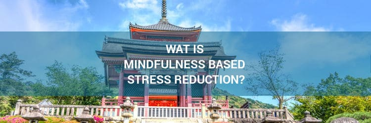 wat is mindfulness based stress reduction?