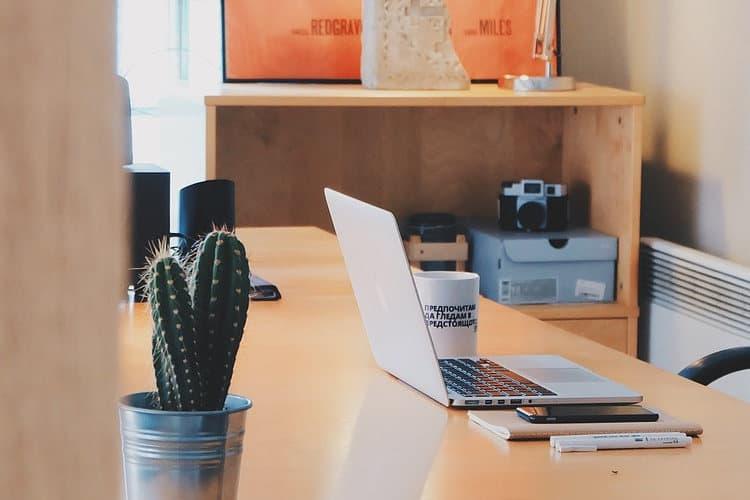 Een gezellig kantoor scheelt een hoop