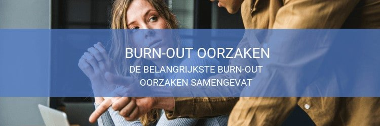 Oorzaken burn-out