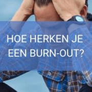 Burn-out herkennen