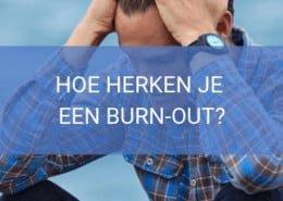 Burn-out herkennen