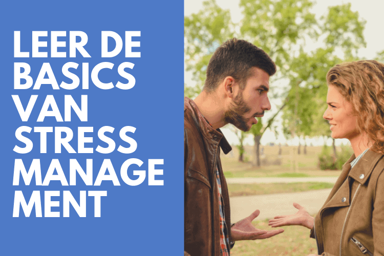 leer de basics van stress management